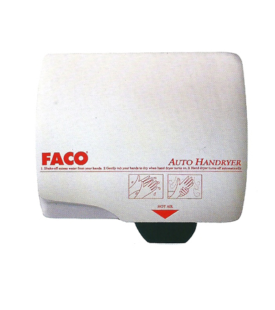 Faco Product, Model F 2530, electric water heater